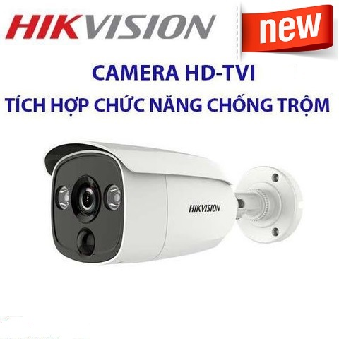 Camera Hikvision DS-2CE12H0T-PIRL